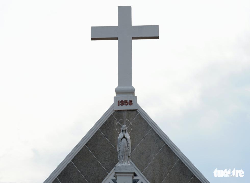 Ngắm hai công trình Công giáo cổ ở Thủ Thiêm vừa được công nhận di tích - Ảnh 19.