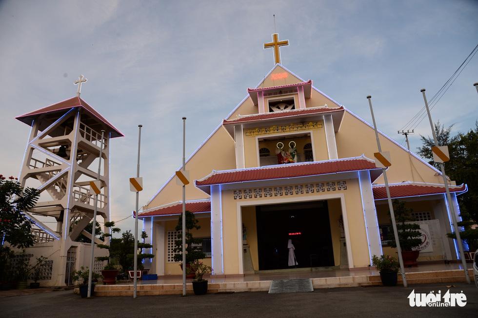 Ngắm hai công trình Công giáo cổ ở Thủ Thiêm vừa được công nhận di tích - Ảnh 4.
