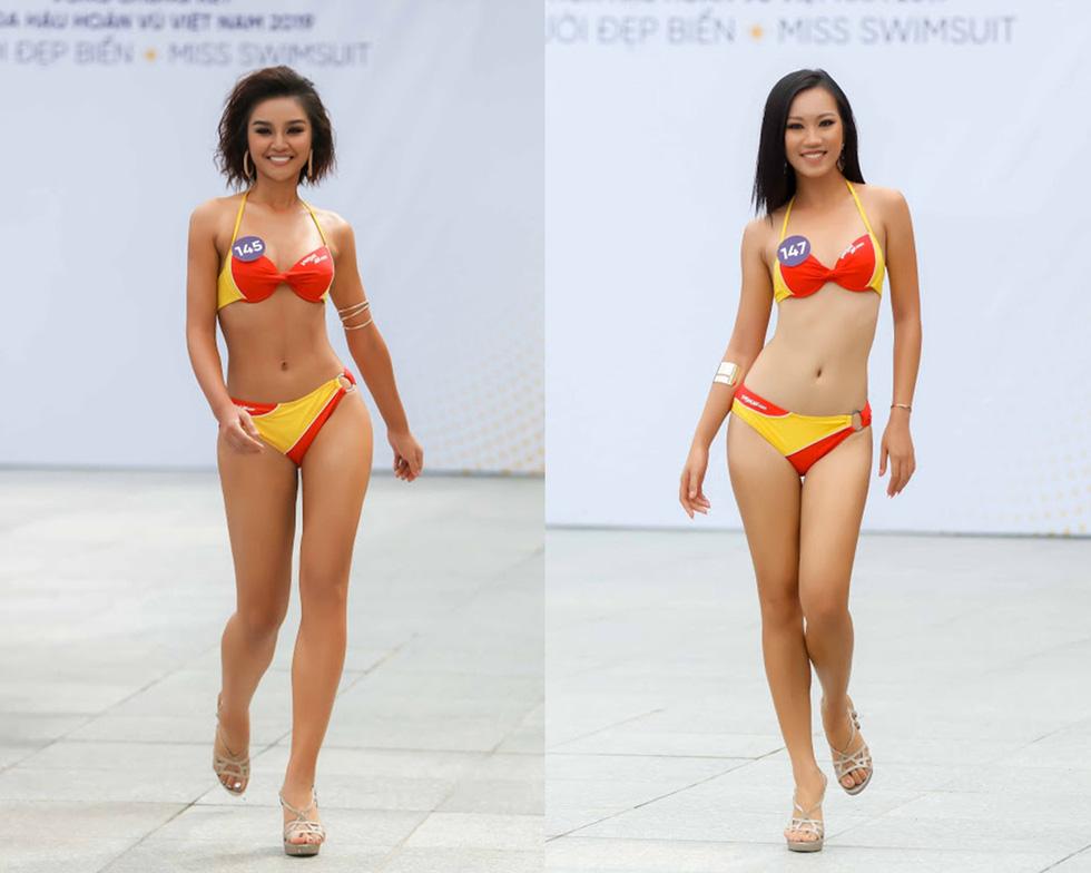 Người đẹp biển làm nóng Hoa hậu Hoàn vũ Việt Nam 2019 với bikini - Ảnh 2.