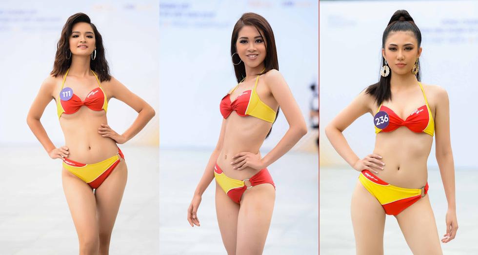 Người đẹp biển làm nóng Hoa hậu Hoàn vũ Việt Nam 2019 với bikini - Ảnh 5.