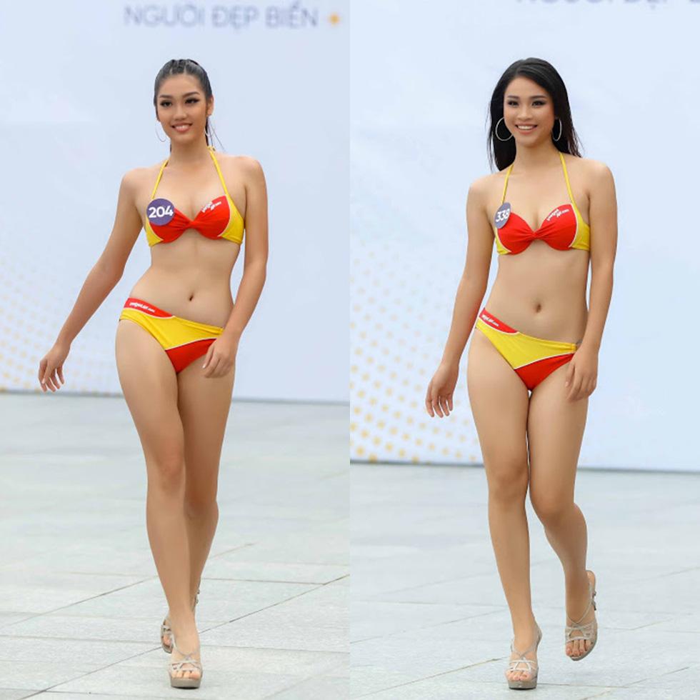 Người đẹp biển làm nóng Hoa hậu Hoàn vũ Việt Nam 2019 với bikini - Ảnh 6.