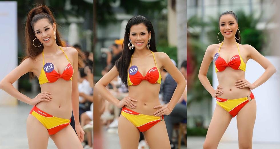 Người đẹp biển làm nóng Hoa hậu Hoàn vũ Việt Nam 2019 với bikini - Ảnh 8.