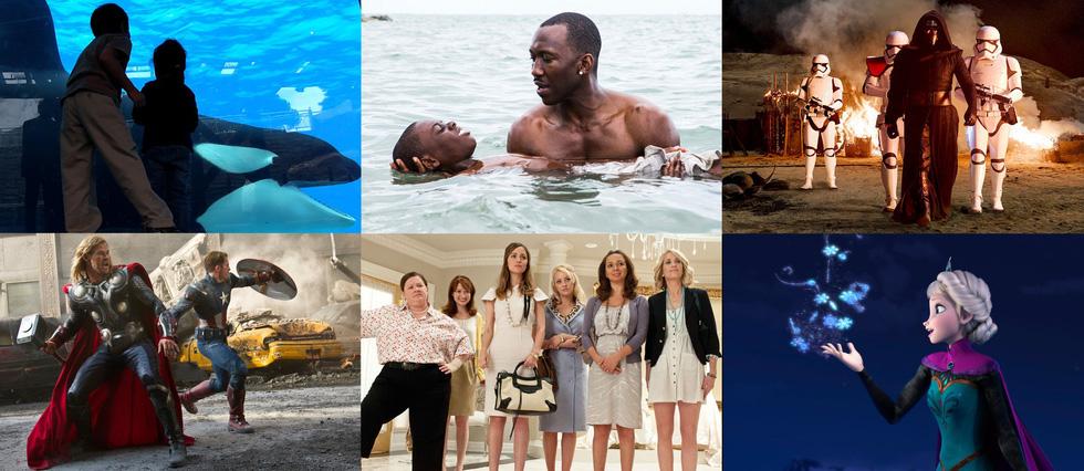 The New York Times chọn 10 phim hay nhất 10 năm qua - Ảnh 1.