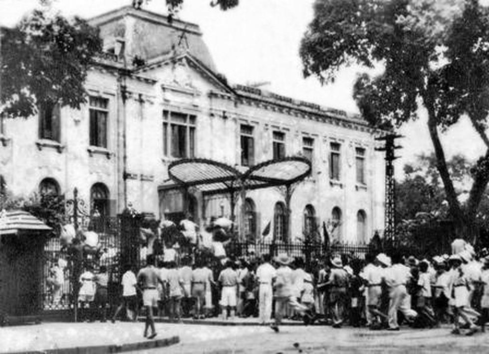 Chùm ảnh lịch sử vĩ đại 75 năm Quân đội nhân dân Việt Nam - Ảnh 4.