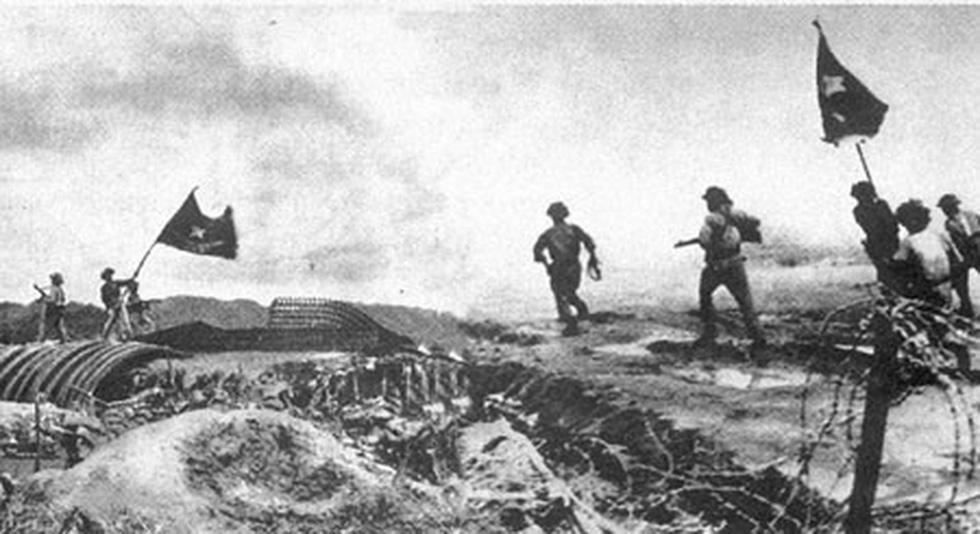 Chùm ảnh lịch sử vĩ đại 75 năm Quân đội nhân dân Việt Nam - Ảnh 5.