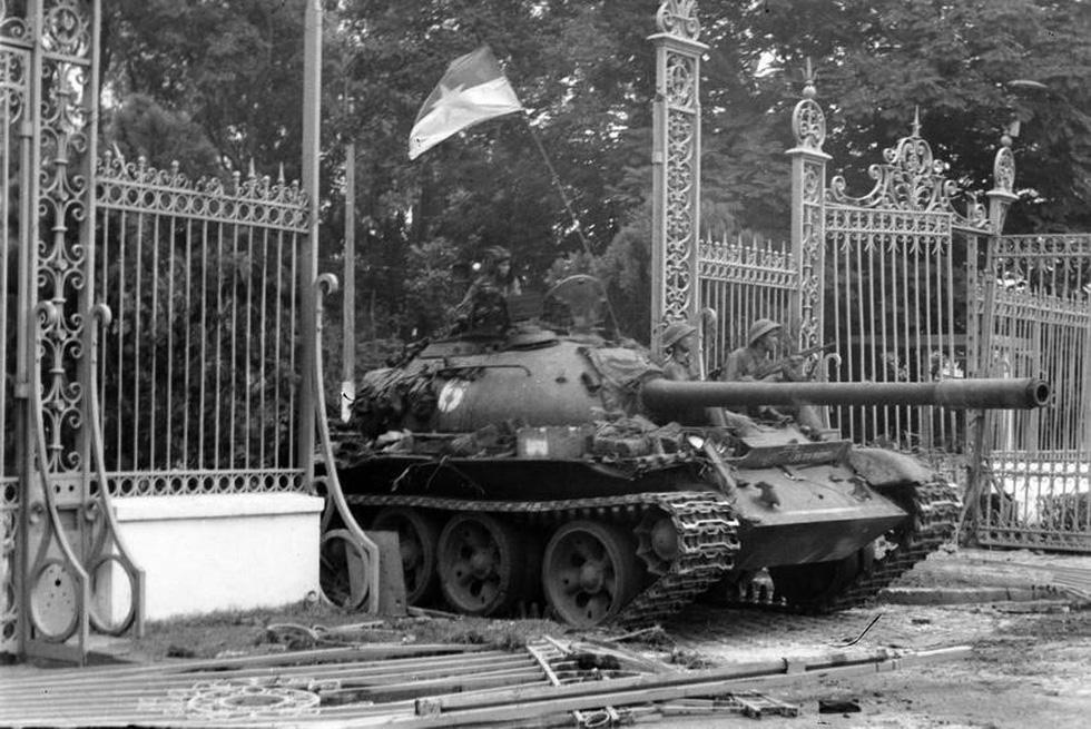 Chùm ảnh lịch sử vĩ đại 75 năm Quân đội nhân dân Việt Nam - Ảnh 8.