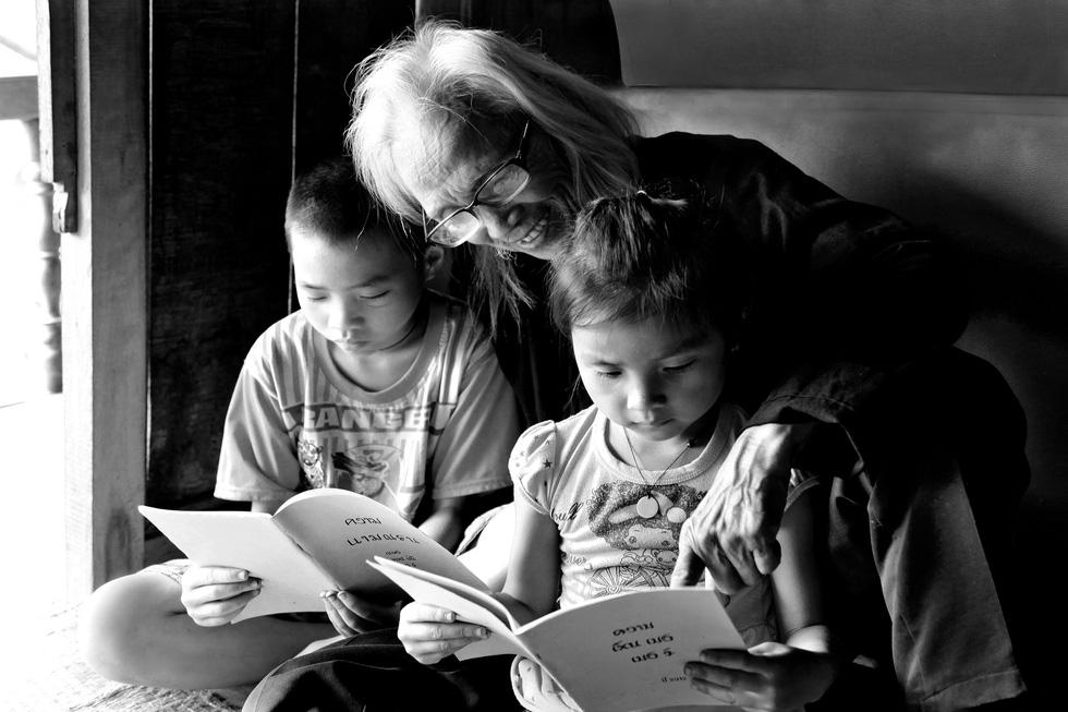 Ngắm những khoảnh khắc yêu thương gia đình ở khắp nẻo Việt Nam - Ảnh 8.