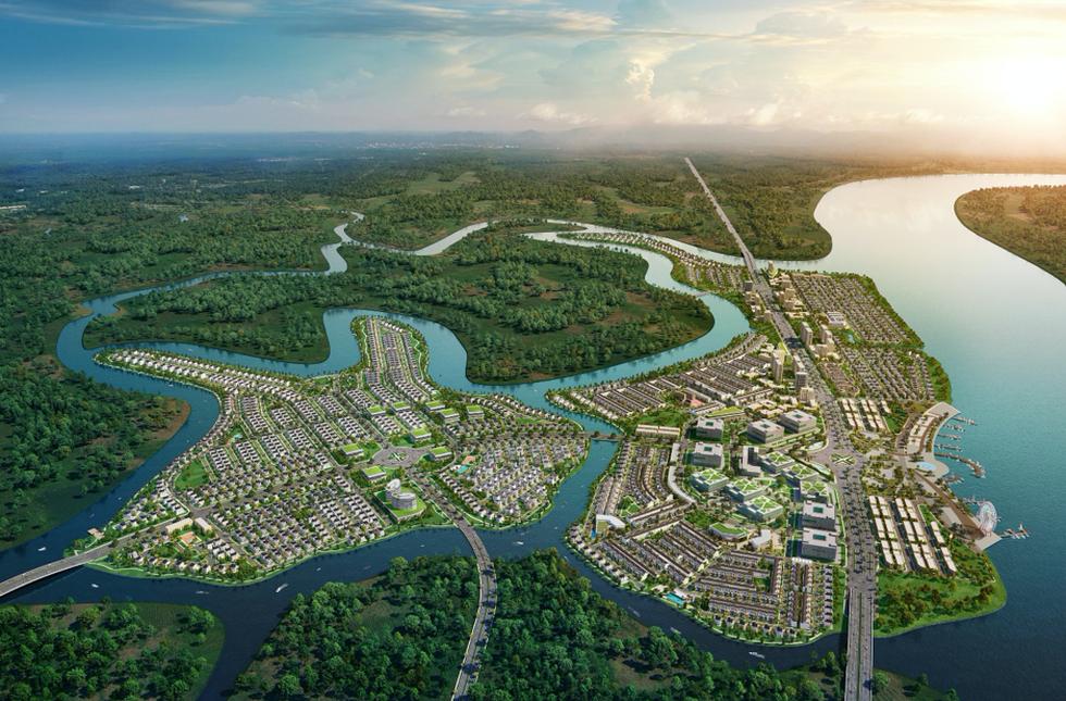Đô thị sinh thái thông minh hút khách mùa cuối năm - Ảnh 3.