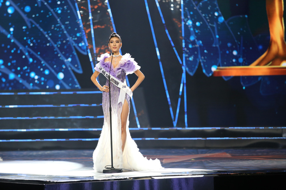 Hoa hậu Hoàn vũ Việt Nam 2019 gọi tên cô gái TP.HCM Nguyễn Trần Khánh Vân - Ảnh 7.