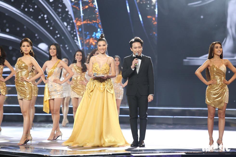 Hoa hậu Hoàn vũ Việt Nam 2019 gọi tên cô gái TP.HCM Nguyễn Trần Khánh Vân - Ảnh 24.