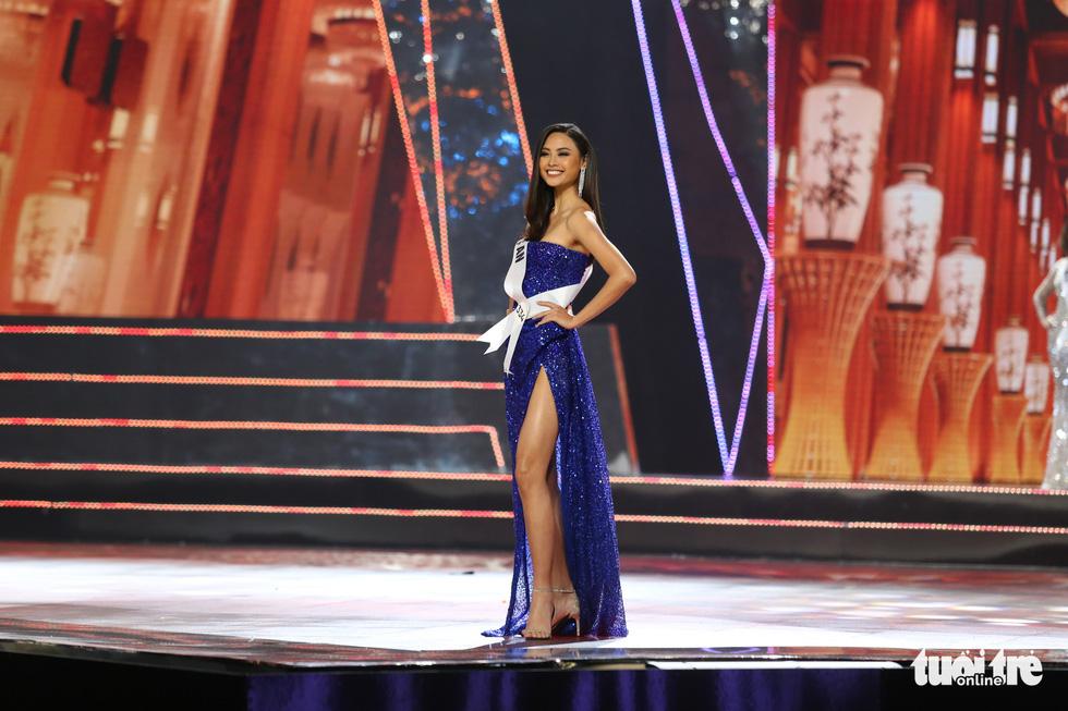 Hoa hậu Hoàn vũ Việt Nam 2019 gọi tên cô gái TP.HCM Nguyễn Trần Khánh Vân - Ảnh 12.