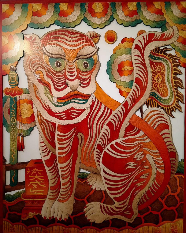 Ngắm Bà Trưng, Bà Triệu, tố nữ mắt to tròn, mặt V-line trong tranh Xuân Lam - Ảnh 9.