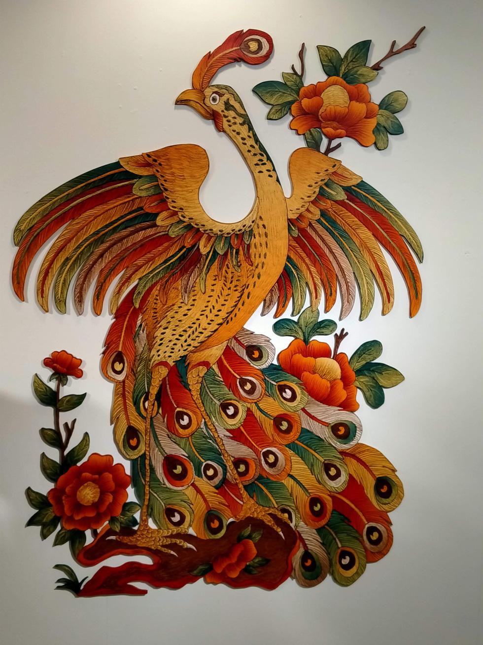 Ngắm Bà Trưng, Bà Triệu, tố nữ mắt to tròn, mặt V-line trong tranh Xuân Lam - Ảnh 17.