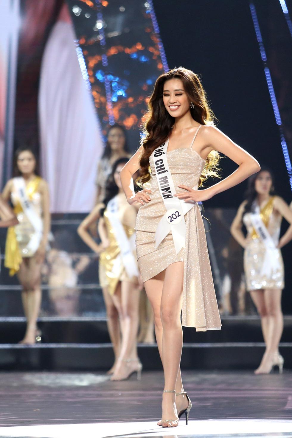 Cận cảnh nhan sắc tân Hoa hậu Hoàn vũ Việt Nam Nguyễn Trần Khánh Vân - Ảnh 5.