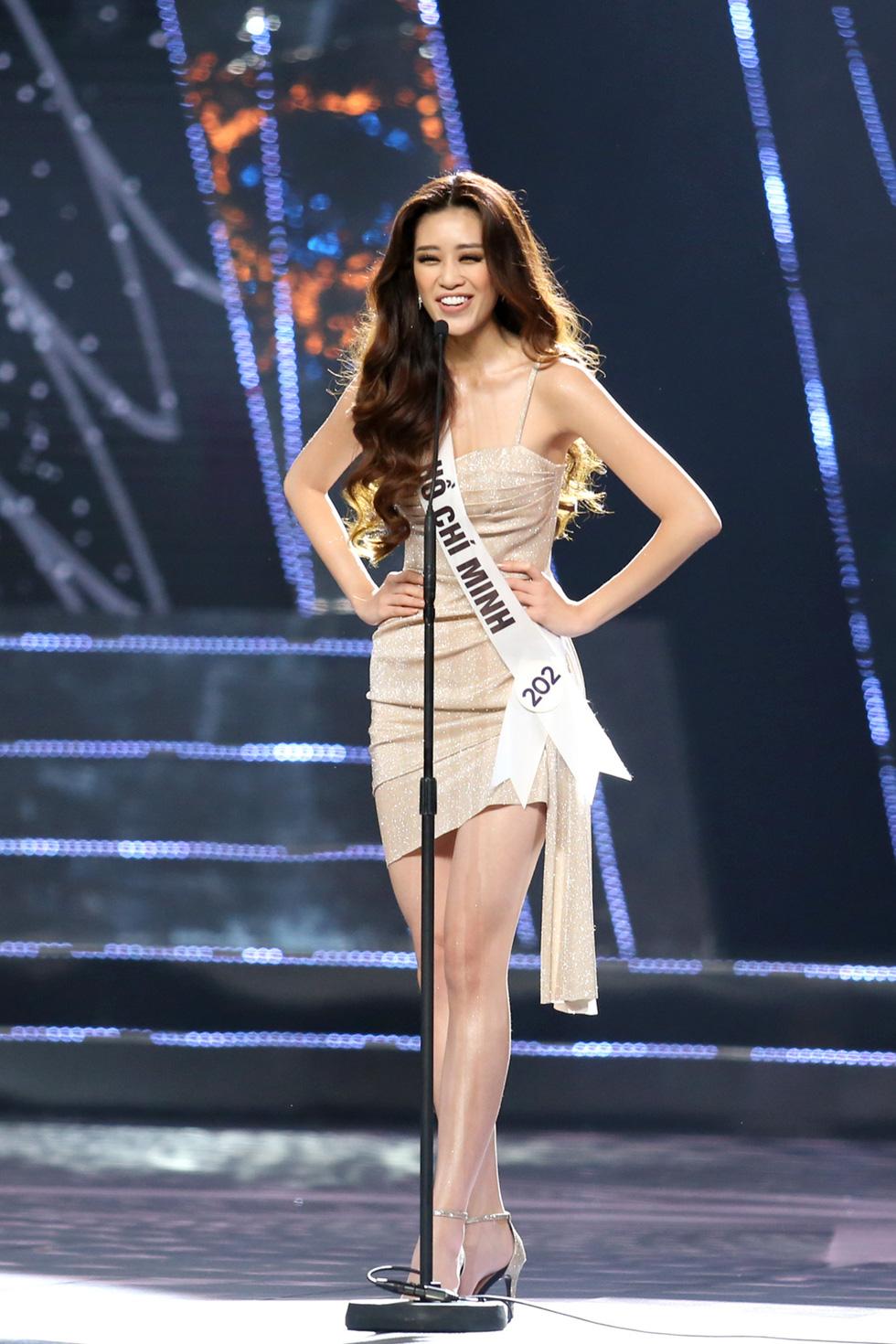 Cận cảnh nhan sắc tân Hoa hậu Hoàn vũ Việt Nam Nguyễn Trần Khánh Vân - Ảnh 6.