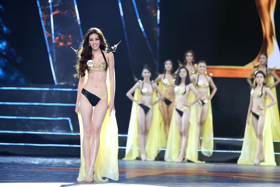 Cận cảnh nhan sắc tân Hoa hậu Hoàn vũ Việt Nam Nguyễn Trần Khánh Vân - Ảnh 8.