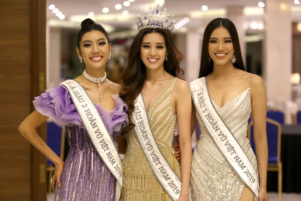 Cận cảnh nhan sắc tân Hoa hậu Hoàn vũ Việt Nam Nguyễn Trần Khánh Vân - Ảnh 17.