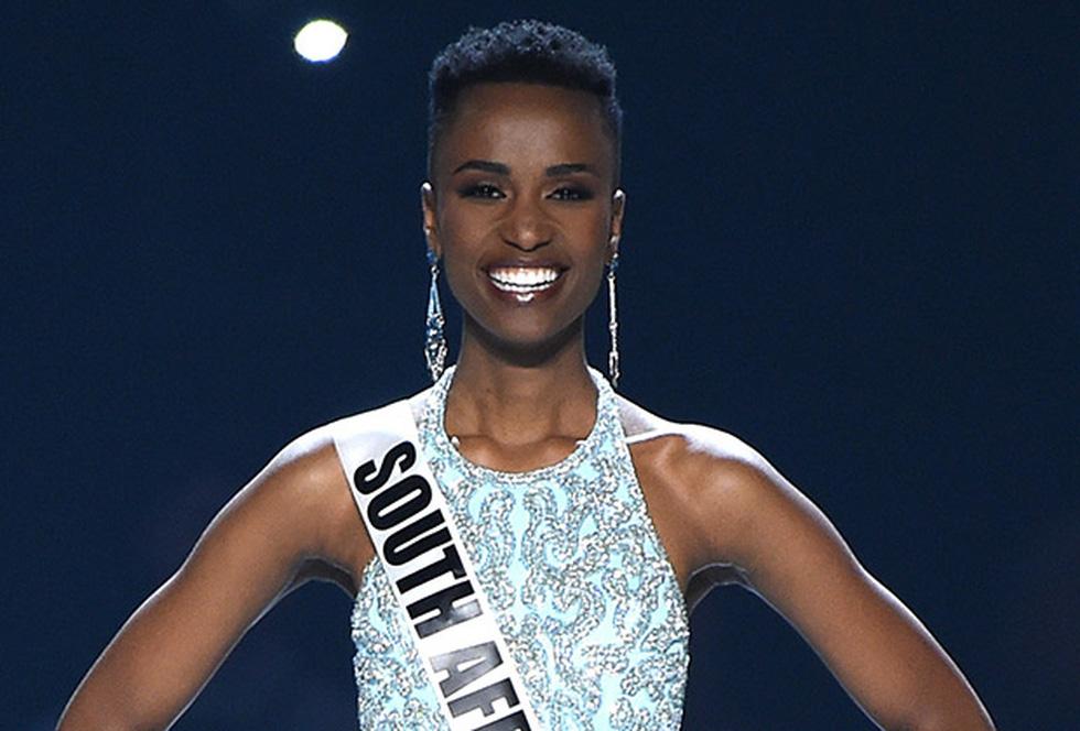Người đẹp Nam Phi Zozibini Tunzi giành vương miện Miss Universe 2019 - Ảnh 2.