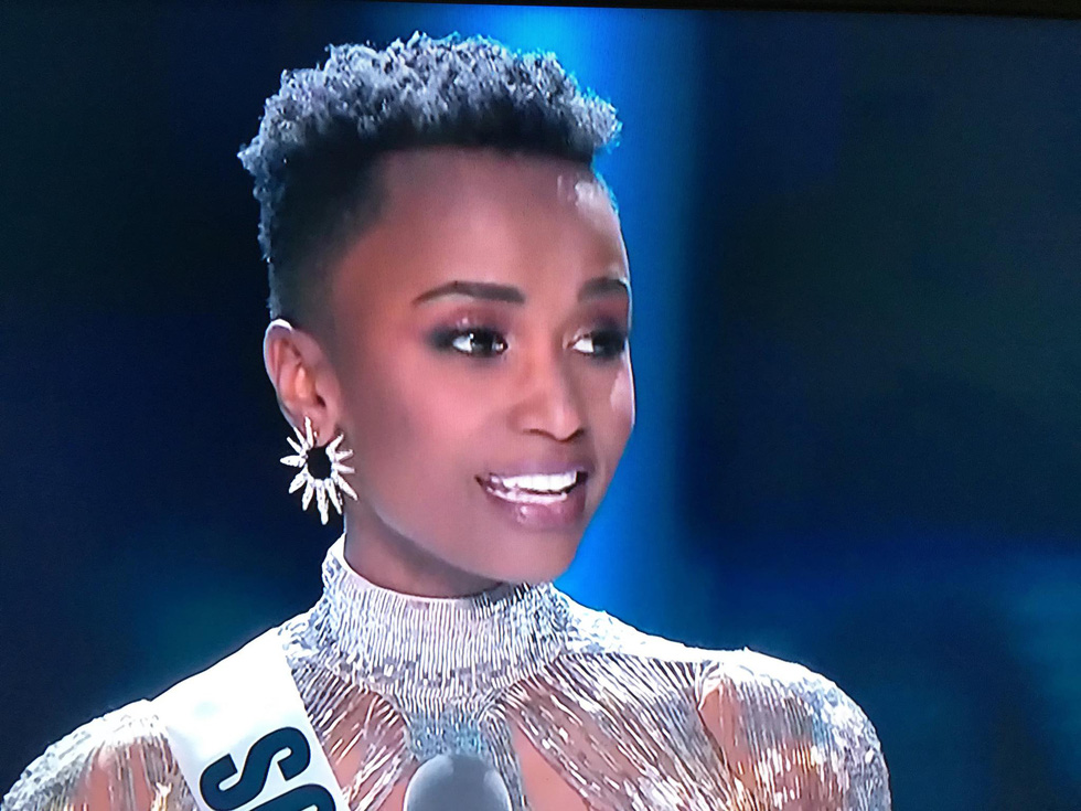 Người đẹp Nam Phi Zozibini Tunzi giành vương miện Miss Universe 2019 - Ảnh 12.
