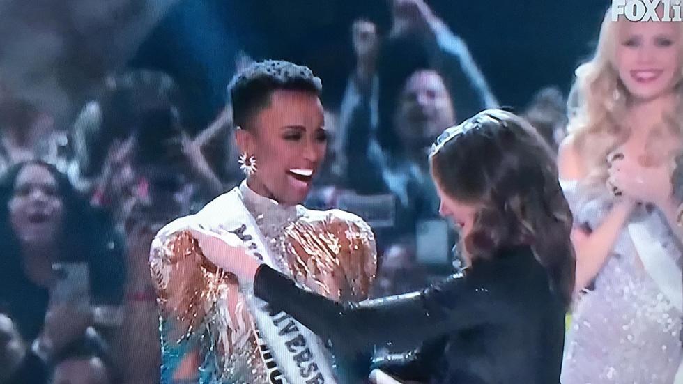 Người đẹp Nam Phi Zozibini Tunzi giành vương miện Miss Universe 2019 - Ảnh 11.