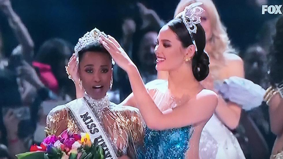 Người đẹp Nam Phi Zozibini Tunzi giành vương miện Miss Universe 2019 - Ảnh 3.