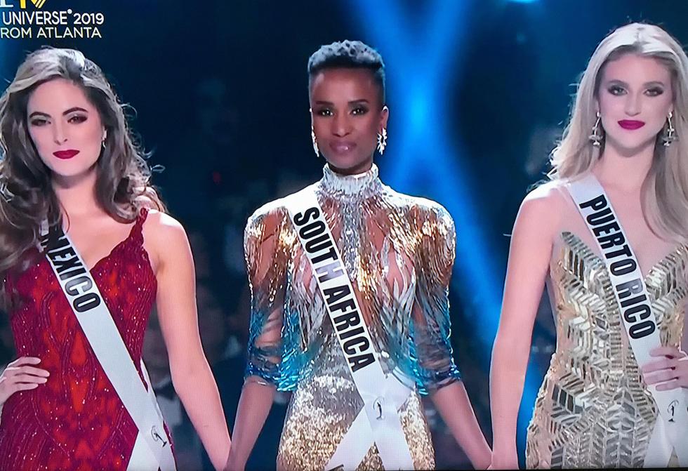 Người đẹp Nam Phi Zozibini Tunzi giành vương miện Miss Universe 2019 - Ảnh 10.