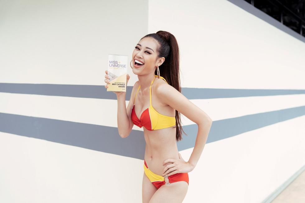 Tân Hoa hậu Hoàn vũ Việt Nam 2019 và hành trình chinh phục vương miện - Ảnh 2.