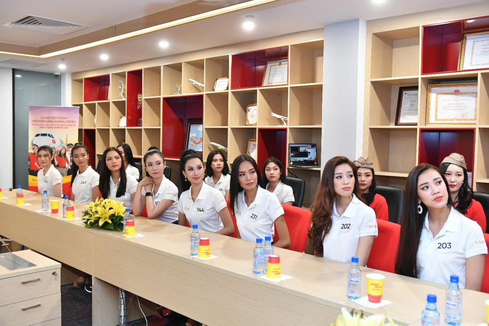 Tân Hoa hậu Hoàn vũ Việt Nam 2019 và hành trình chinh phục vương miện - Ảnh 11.