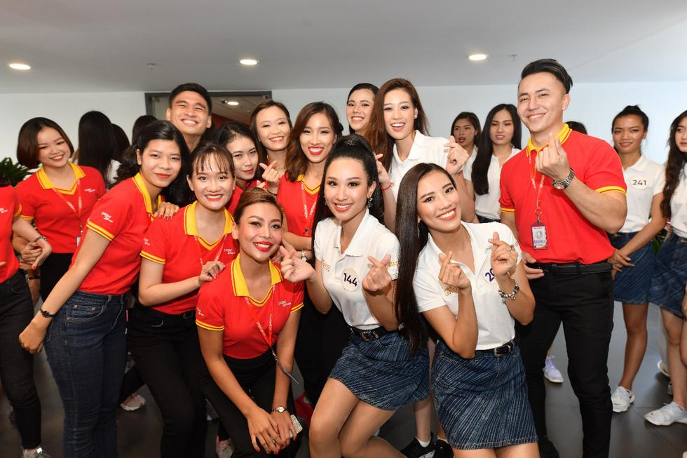 Tân Hoa hậu Hoàn vũ Việt Nam 2019 và hành trình chinh phục vương miện - Ảnh 12.