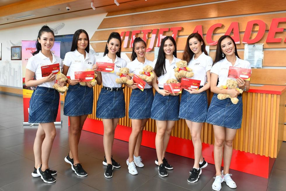 Tân Hoa hậu Hoàn vũ Việt Nam 2019 và hành trình chinh phục vương miện - Ảnh 13.