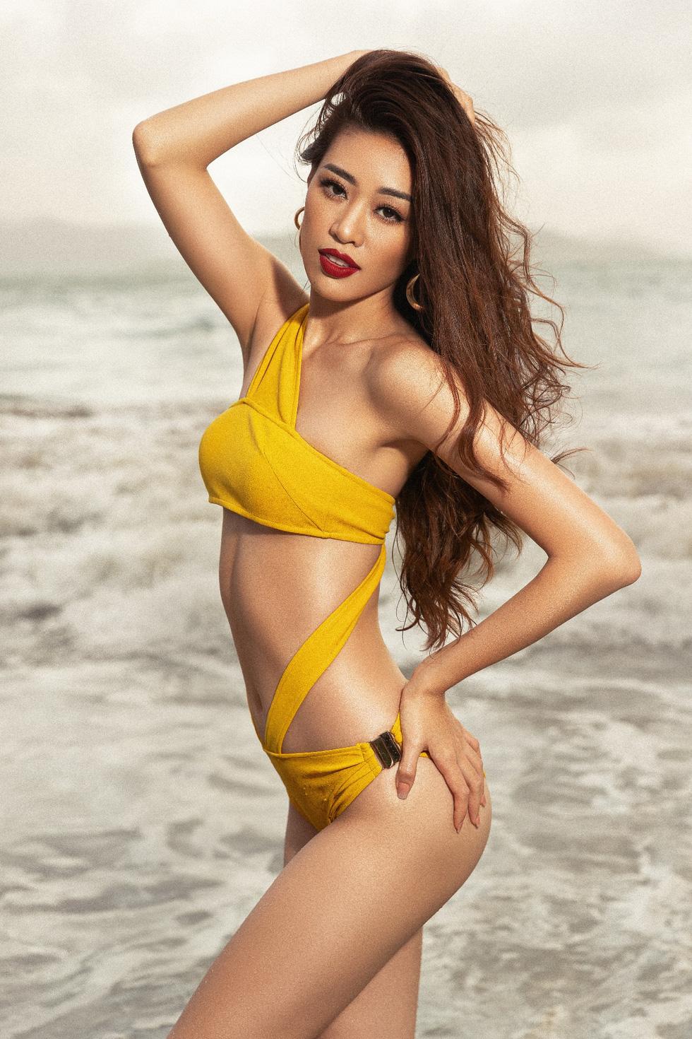 Tân Hoa hậu Hoàn vũ Việt Nam 2019 và hành trình chinh phục vương miện - Ảnh 3.