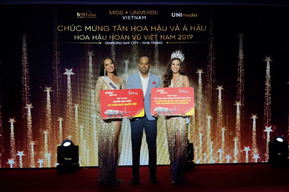 Tân Hoa hậu Hoàn vũ Việt Nam 2019 và hành trình chinh phục vương miện - Ảnh 9.