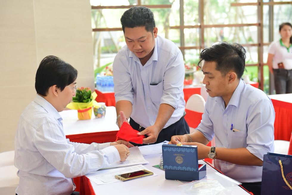 Dự án đầu tiên ngoài đô thị Phú Mỹ Hưng, chủ đầu tư có giữ đúng cam kết? - Ảnh 2.