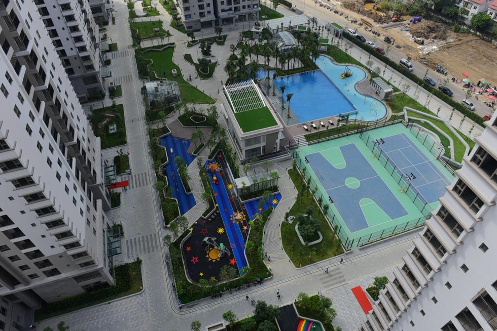 Dự án đầu tiên ngoài đô thị Phú Mỹ Hưng, chủ đầu tư có giữ đúng cam kết? - Ảnh 6.