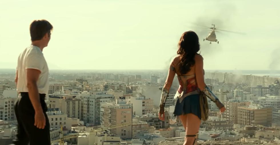 Trailer phần 2 tiết lộ người yêu của Wonder Woman còn sống? - Ảnh 4.
