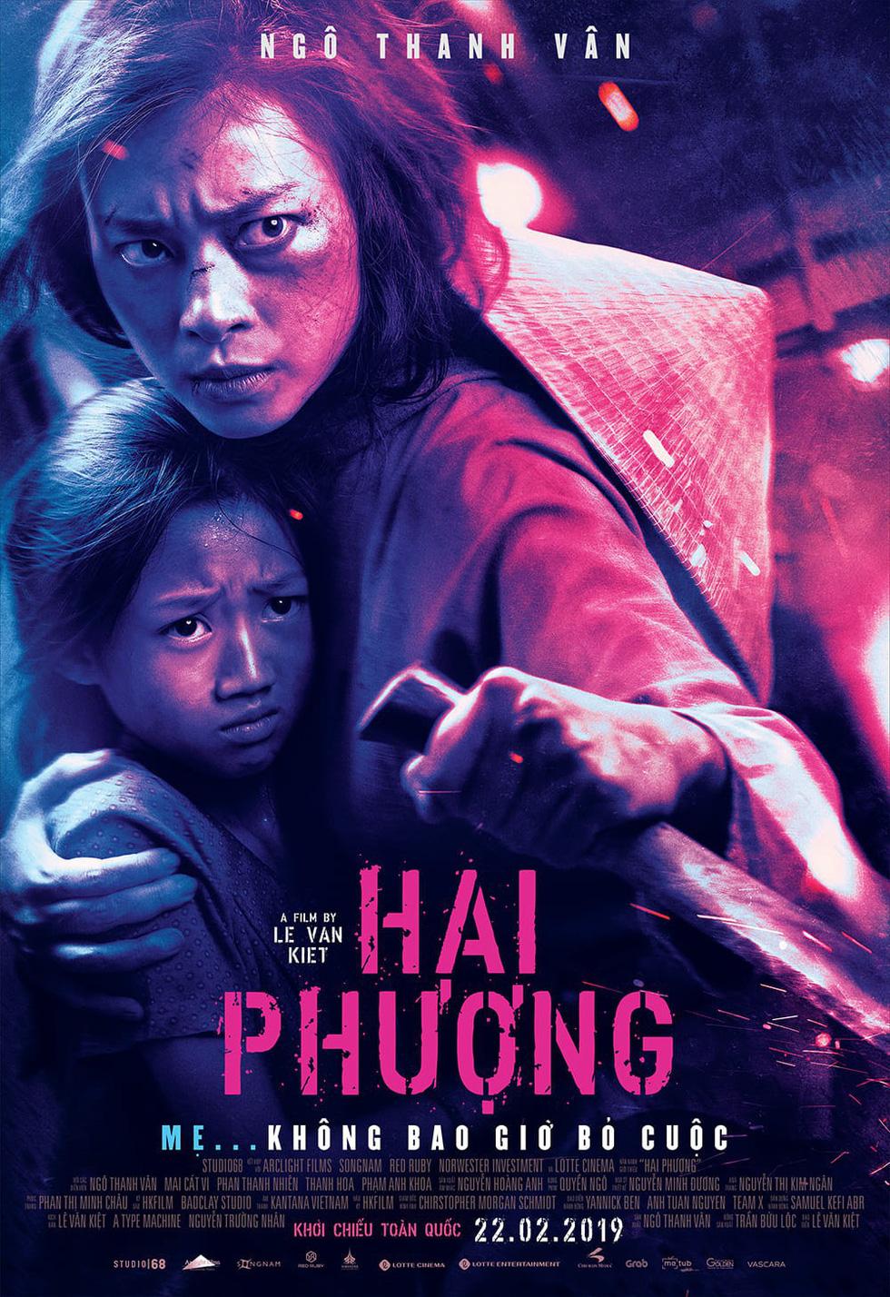 Ngô Thanh Vân và đạo diễn Lê Văn Kiệt trò chuyện về Hai Phượng - Ảnh 2.