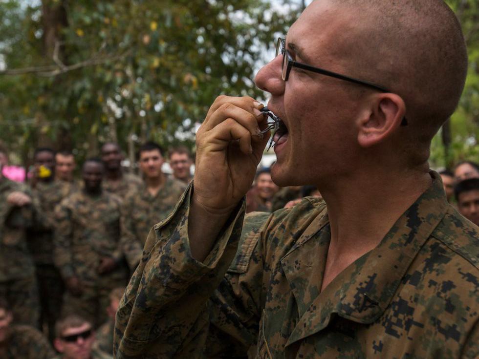 Tập trận Hổ mang Vàng - Bài học rừng xanh cho lính Mỹ - Ảnh 12.