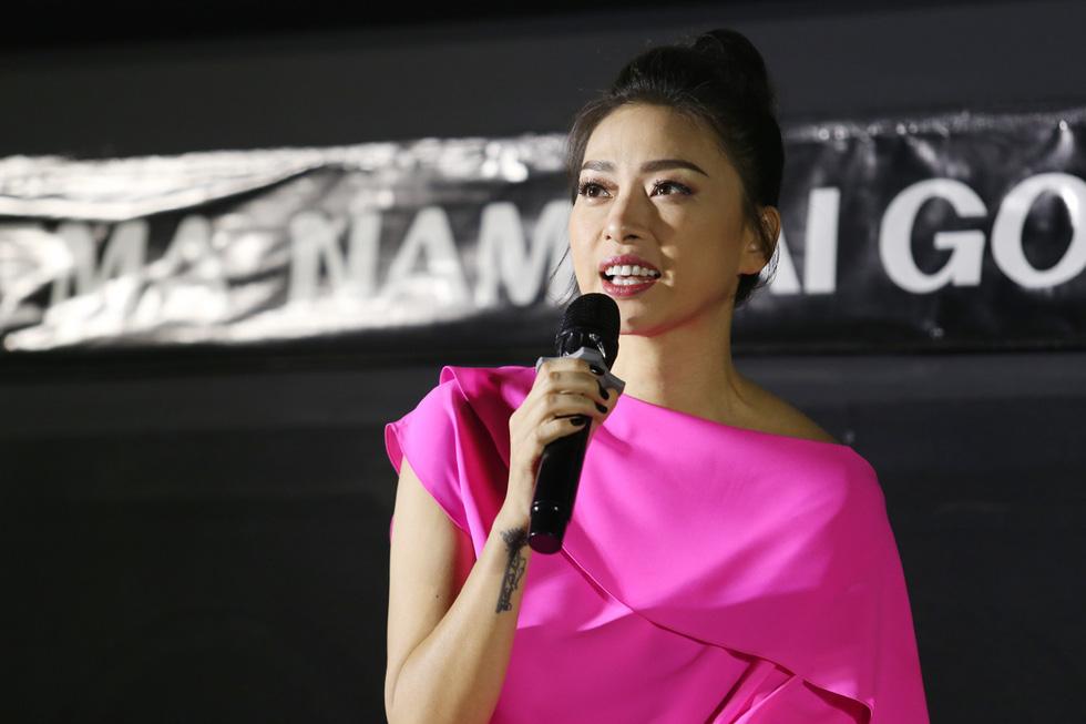 Ngô Thanh Vân và đạo diễn Lê Văn Kiệt trò chuyện về Hai Phượng - Ảnh 4.