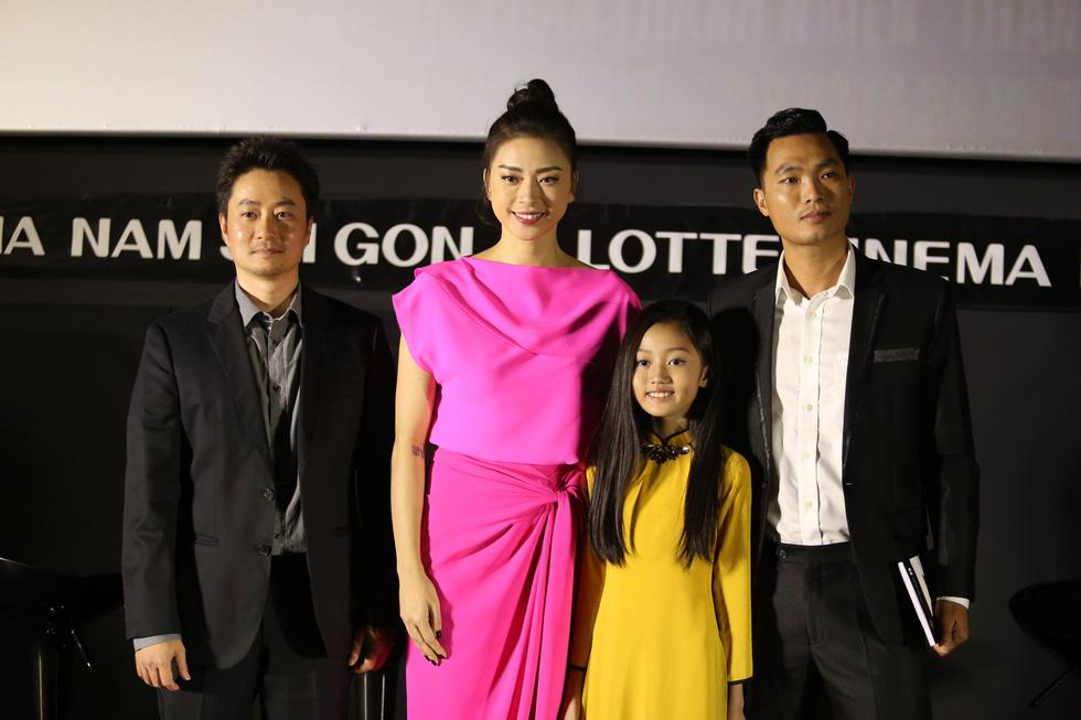Ngô Thanh Vân và đạo diễn Lê Văn Kiệt trò chuyện về Hai Phượng - Ảnh 3.