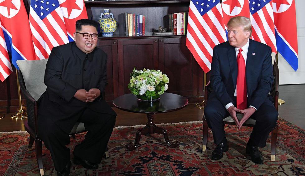 Thượng đỉnh Mỹ - Triều ở Hà Nội: Cuộc gặp mang tính biểu tượng - Ảnh 5.
