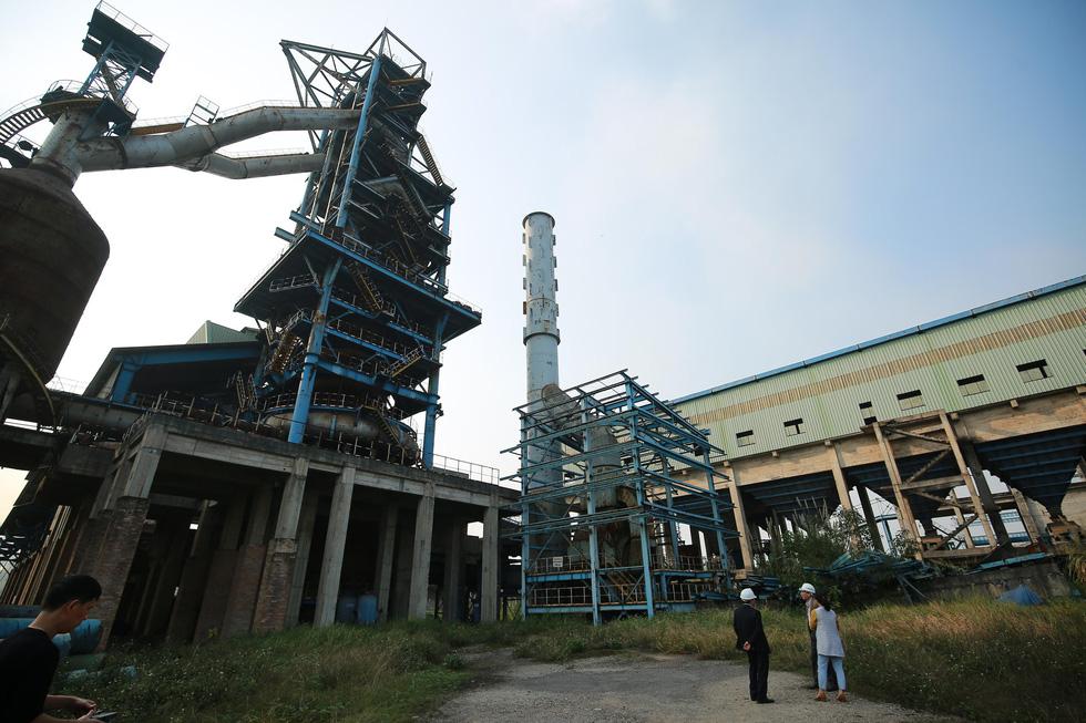 Nhà máy gang thép Thái Nguyên: 8.100 tỉ đồng thành đống sắt gỉ - Ảnh 7.