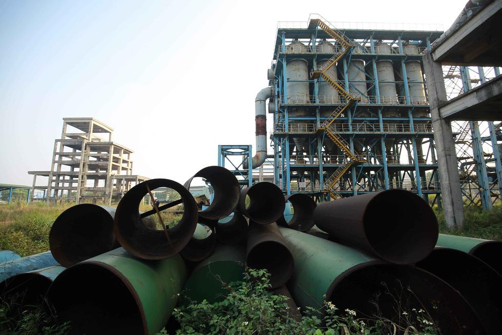Nhà máy gang thép Thái Nguyên: 8.100 tỉ đồng thành đống sắt gỉ - Ảnh 5.