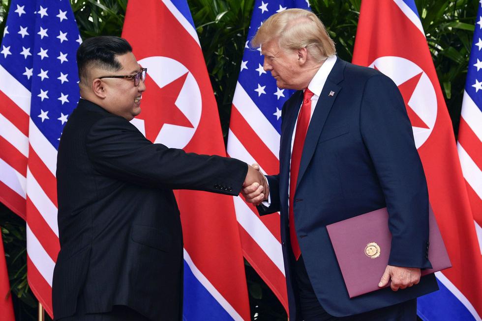 Thượng đỉnh Mỹ - Triều ở Hà Nội: Cuộc gặp mang tính biểu tượng - Ảnh 3.