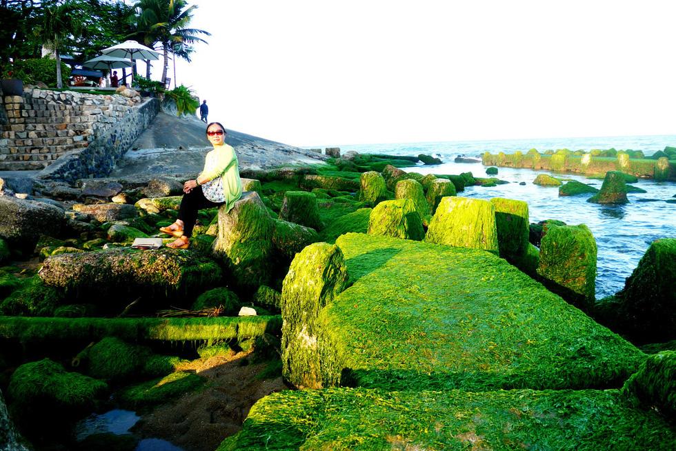 Bãi rêu tóc xanh trên con đường đẹp nhất Nha Trang - Ảnh 10.