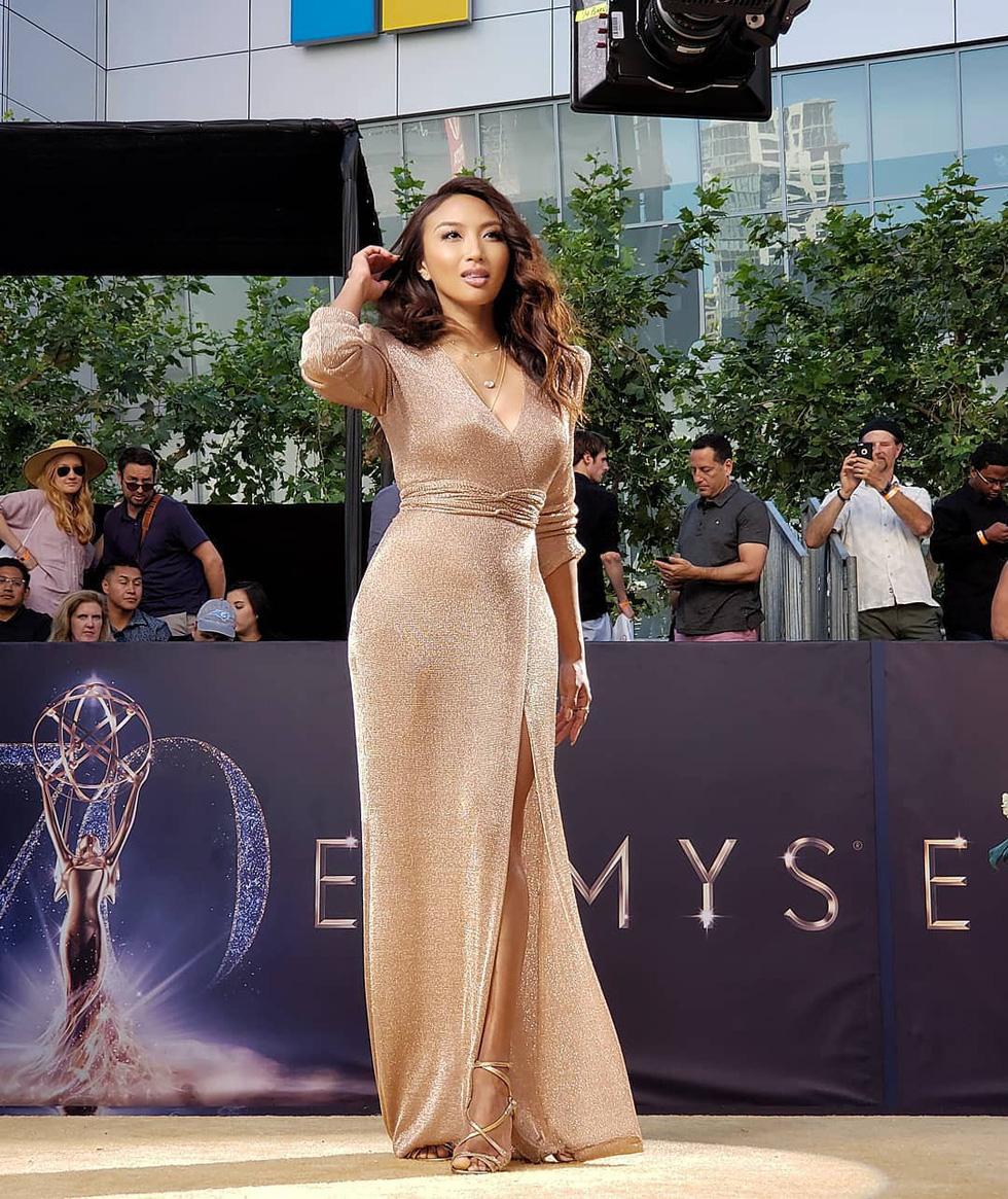 Nữ MC gốc Việt dẫn hậu trường Oscar 2019 cho E!News - Ảnh 3.