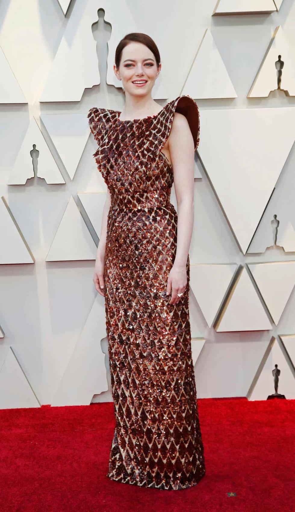 Lộng lẫy dàn sao Hollywood đổ về thảm đỏ Oscar lần thứ 91 - Ảnh 3.