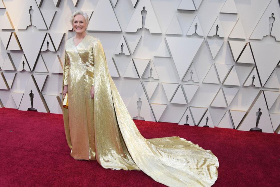 Dàn sao quậy tưng thảm đỏ Oscar 2019 như thế nào? - Ảnh 9.