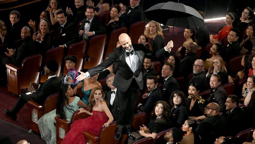 Xem những khoảnh khắc ấn tượng nhất tại Oscar 2019 - Ảnh 6.