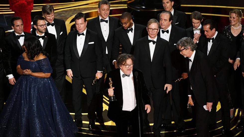 Xem những khoảnh khắc ấn tượng nhất tại Oscar 2019 - Ảnh 1.
