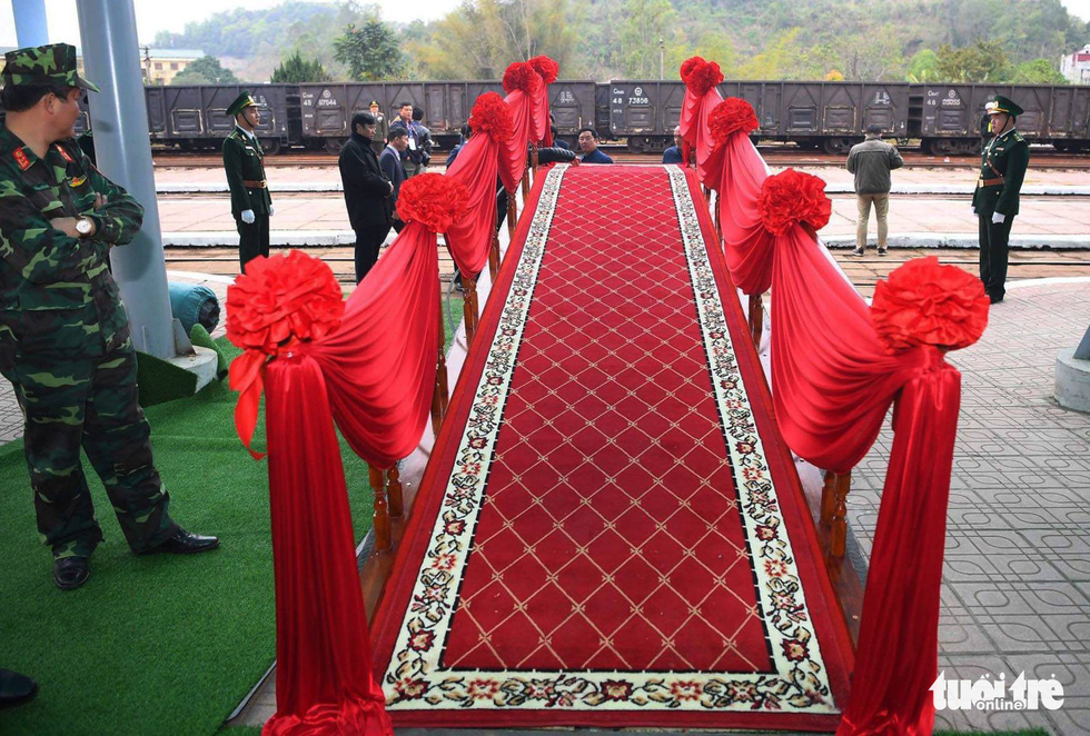 Ga Đồng Đăng sẵn sàng đón Chủ tịch Triều Tiên Kim Jong Un - Ảnh 6.